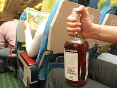Пассажир рейса «Стамбул-Москва» устроил пьяный дебош на борту