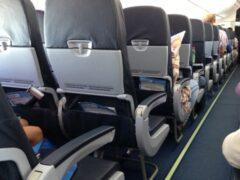 Самолет из Назрани экстренно сел в аэропорту Волгограда