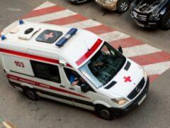 Ребенок выпал с 8-го этажа в Подмосковье