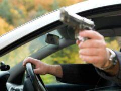 В Петербурге ссора водителей закончилась стрельбой