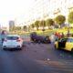 Петербург: Свердловская набережная встала после трех лобовых ДТП