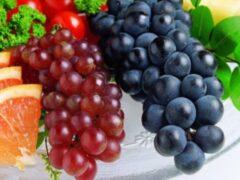 От ожирения и диабета защитят красный виноград и апельсины