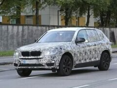 В сети появились рендеры нового поколения BMW X3