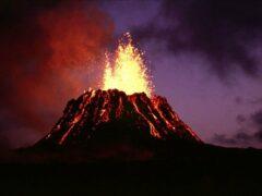 На Марсе обнаружены древние подледные вулканы