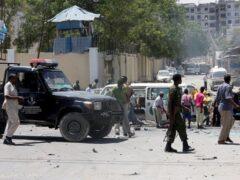 В столице Сомали жертвами взрыва стали три человека