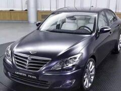 Hyundai переманил еще одного дизайнера Bentley