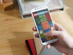 В интернете опубликовали первые фото смартфона Moto X4