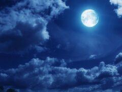 Москвичи увидят «цветочное» полнолуние в ночь на 22 мая