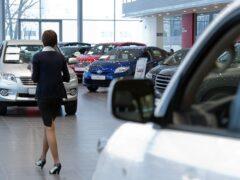 В РФ растет спрос на большие семейные автомобили
