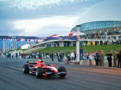 Ночной этап гонок «Формулы-1» в России обойдется в 300 млн рублей