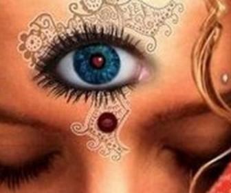 интуиция, третий глаз