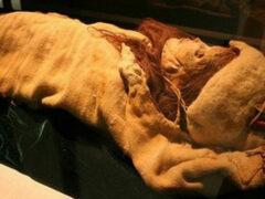 В Чили обнаружены 1000-летние мумии женщины и двух детей