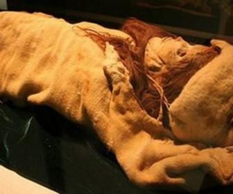 мумия в Чили