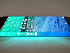 Apple запатентовала устройство с круговым дисплеем