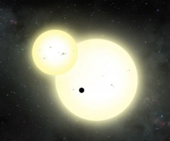 Kepler-1647 в созвездия Лебедя