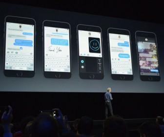 Apple обновила iMessage