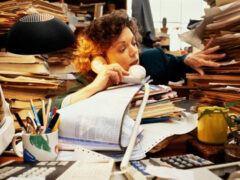 Нелюбимая работа после 40 лет негативно отражается на психике