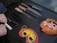 В Татарстане грабители нападали на магазины в карнавальных масках и гриме