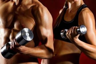 увеличить мышцы