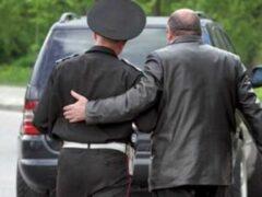 Волгоградских экс-гаишников обвинили в получении 1 млн рублей