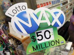 Житель Канады выиграл 43 миллиона долларов в лотерею