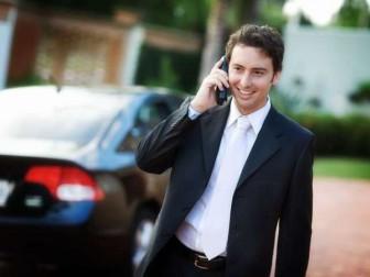 телефон разговор мужчина