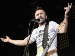 Сергей Шнуров споет участникам экономического форума песню про Питер