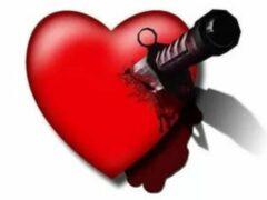 Мужчина зарезал свою любимую из ревности и покончил с собой