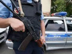 В Москве вновь произошла гонка молодых людей с полицией