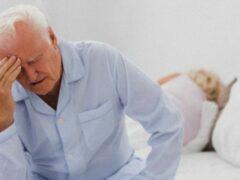 Почему с возрастом люди спят все меньше