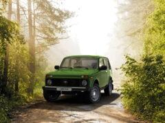 Новое поколение внедорожника Lada 4х4 получит 1,8-литровый мотор