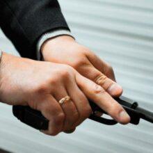 В Москве задержали устроивших стрельбу мужчин на Gelandewagen