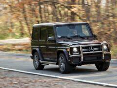 У безработной москвички угнали Mercedes за 6 млн рублей