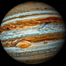 Телескоп VLT получил сверхдетальные снимки Юпитера