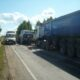 В Нижегородской области грузовик врезался в пассажирский автобус