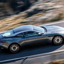 Суперкар Aston Martin DB11 получил новый мощный мотор