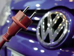 Компания Volkswagen намерена собирать батареи для электрокаров в Китае