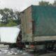 Женщина погибла в столкновении «ГАЗели» и фуры на Горьковском шоссе в Подмосковье