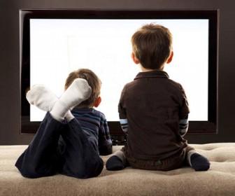 телевизор, дети