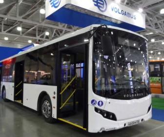 беспилотный автобус Volgabus