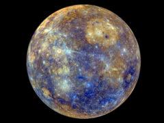 Ученые объяснили происхождение «Канады» на Меркурии