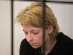 Суд продлил на 1 месяц арест томичке, обвиняемой в убийстве сына