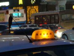 СК: ростовский таксист наехал на чиновника, сделавшего ему замечание
