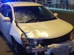 В центре Владивостока иномарка насмерть сбила двух человек