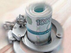 Майор орловской полиции пойман на взятке в 1,7 миллиона