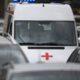 Человек пострадал от взрыва автомобильного колеса в Москве