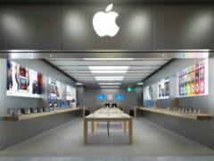 В Тайване Apple Store открывает первый магазин