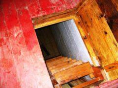 На даче под Архангельском в погребе чуть не задохнулись трое человек