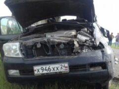 Два человека погибли и пятеро пострадали в ДТП под Красноярском