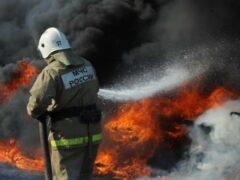 В Бабаевском районе мужчина случайно сжег дом сестры